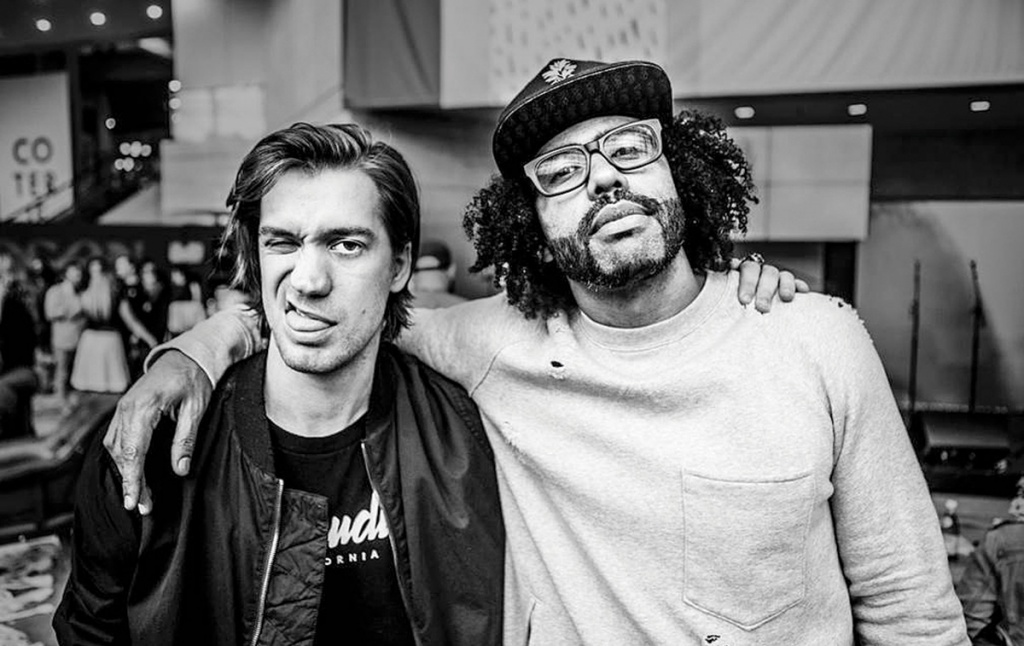 Rafael Casal and Daveed Diggs