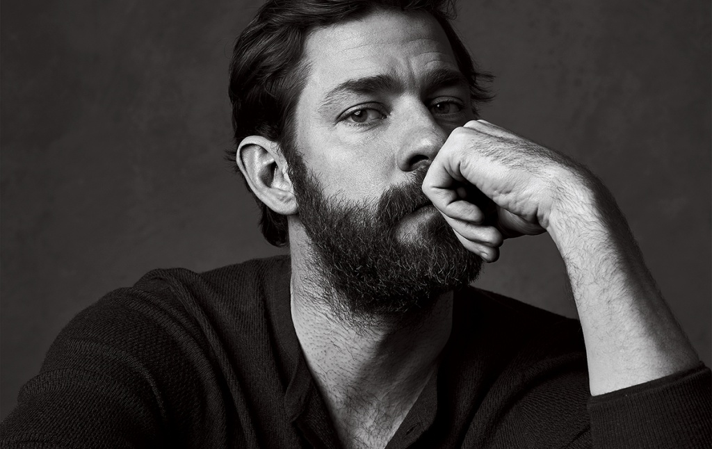 Photo of John Krasinski '02