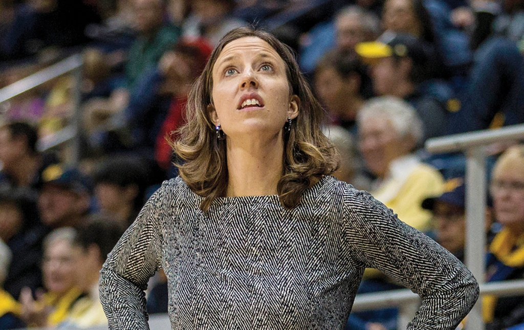 Photo of Lindsay Gottlieb '99, Assistant Coach of Cleveland Caveliers