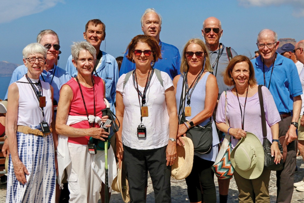 Image of Brown Travelers group