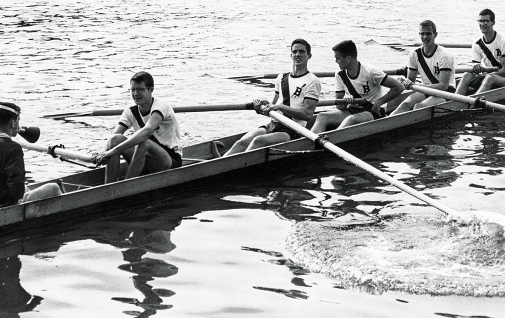 varsity rowing team 1960