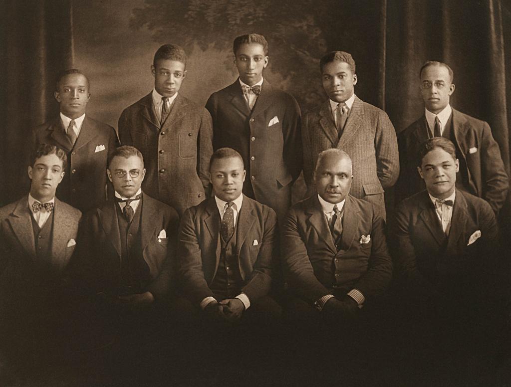 image of Alpha Phi Alpha in 1923