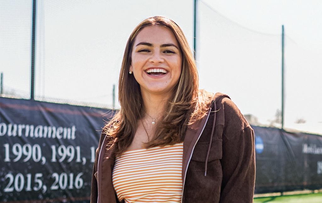 Image of María Guerrero Martínez  '21