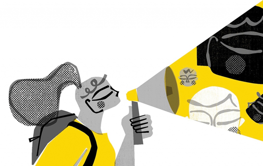 Divestment illustration by Fernando Cobelo