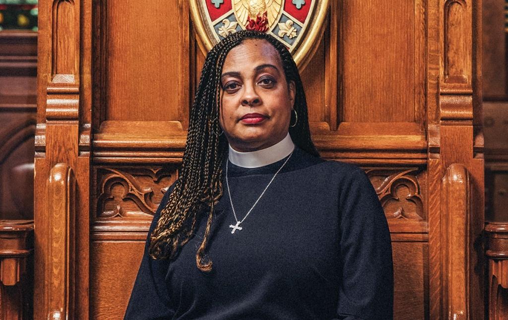 Image of Bishop Paula Clark