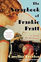 "Cover of the book ""The Scrapbook of Frankie Pratt"""