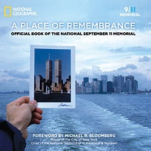 """Image of the cover of """"A Place of Remembrance"""""""
