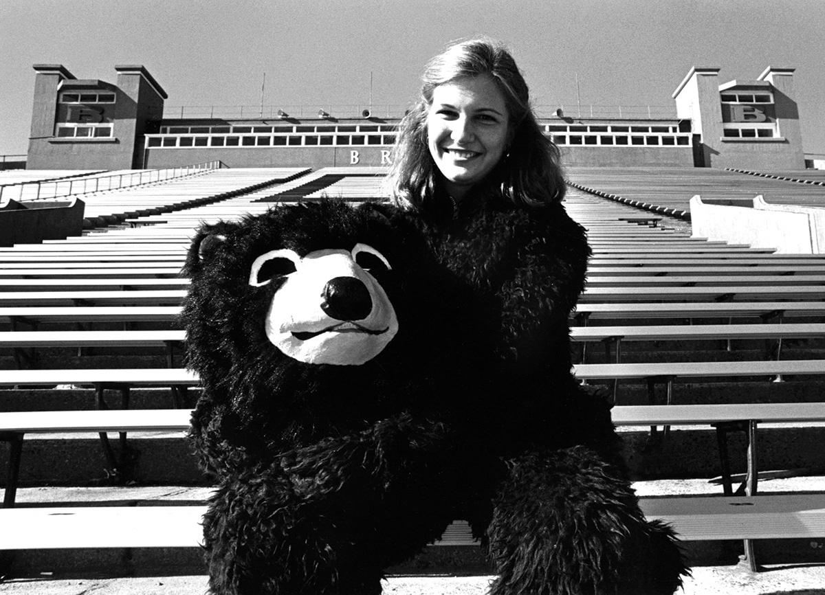Barbara Weiss Kimmel as the Bear