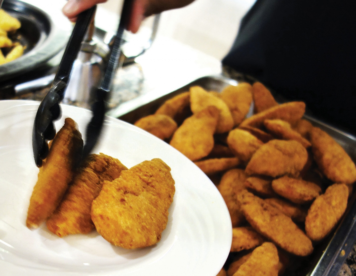Photo of Brown Dining Chicken Finger Fridays.