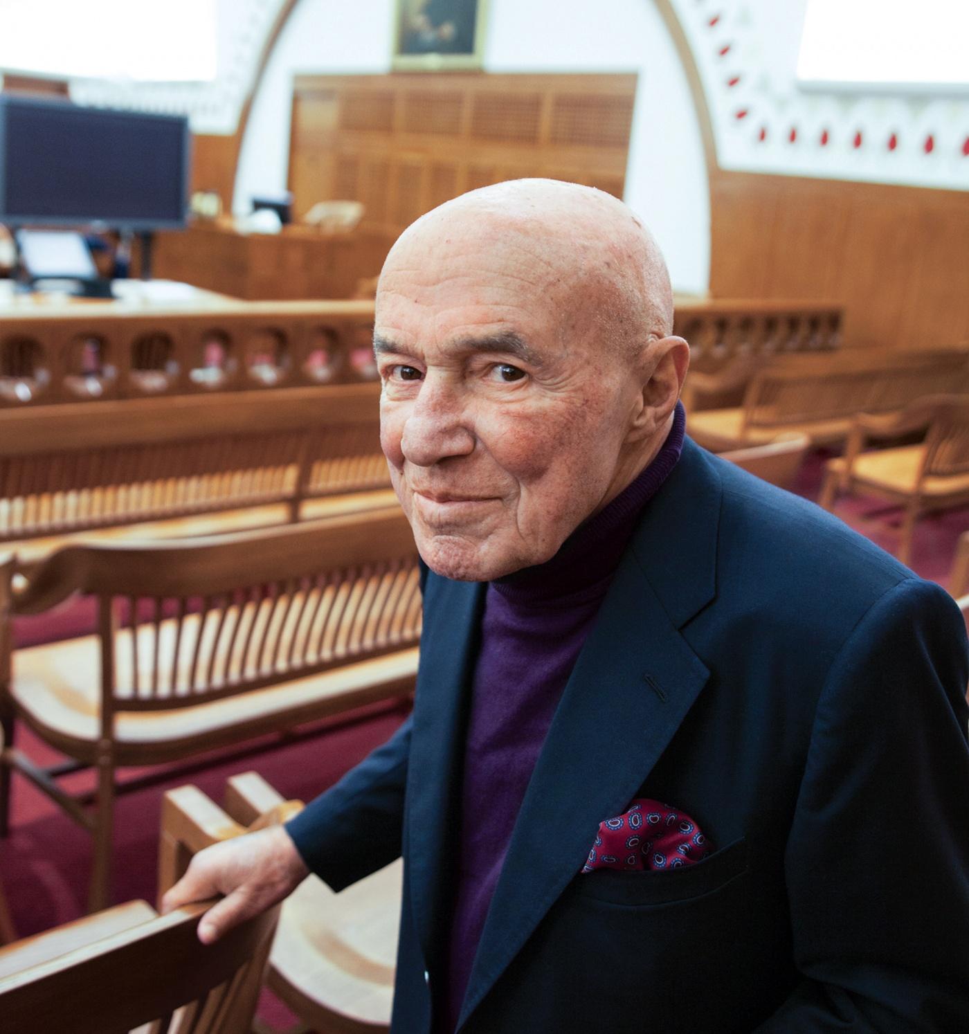 Judge Joseph L. Tauro '53