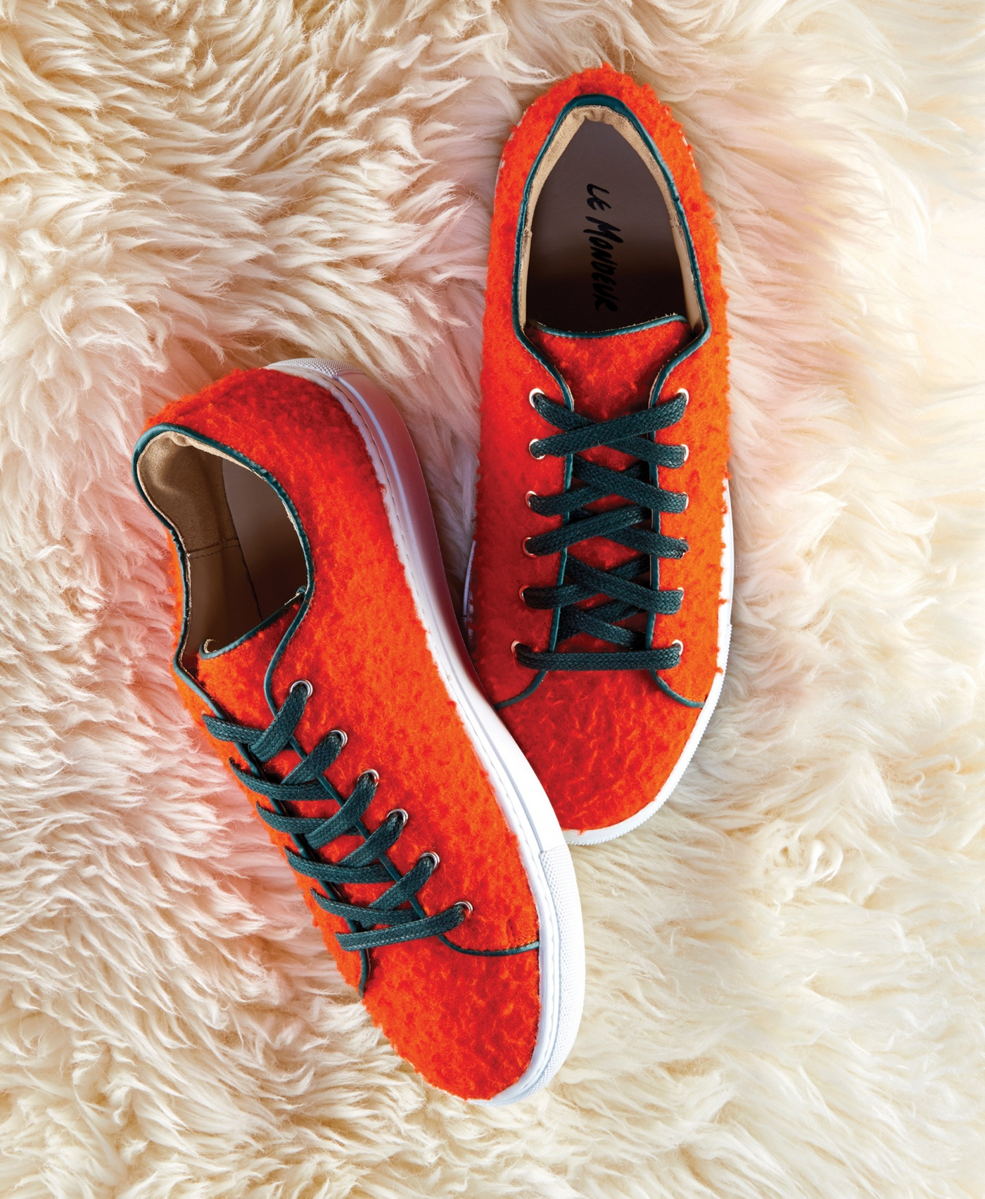 19GG: wooly sneakers