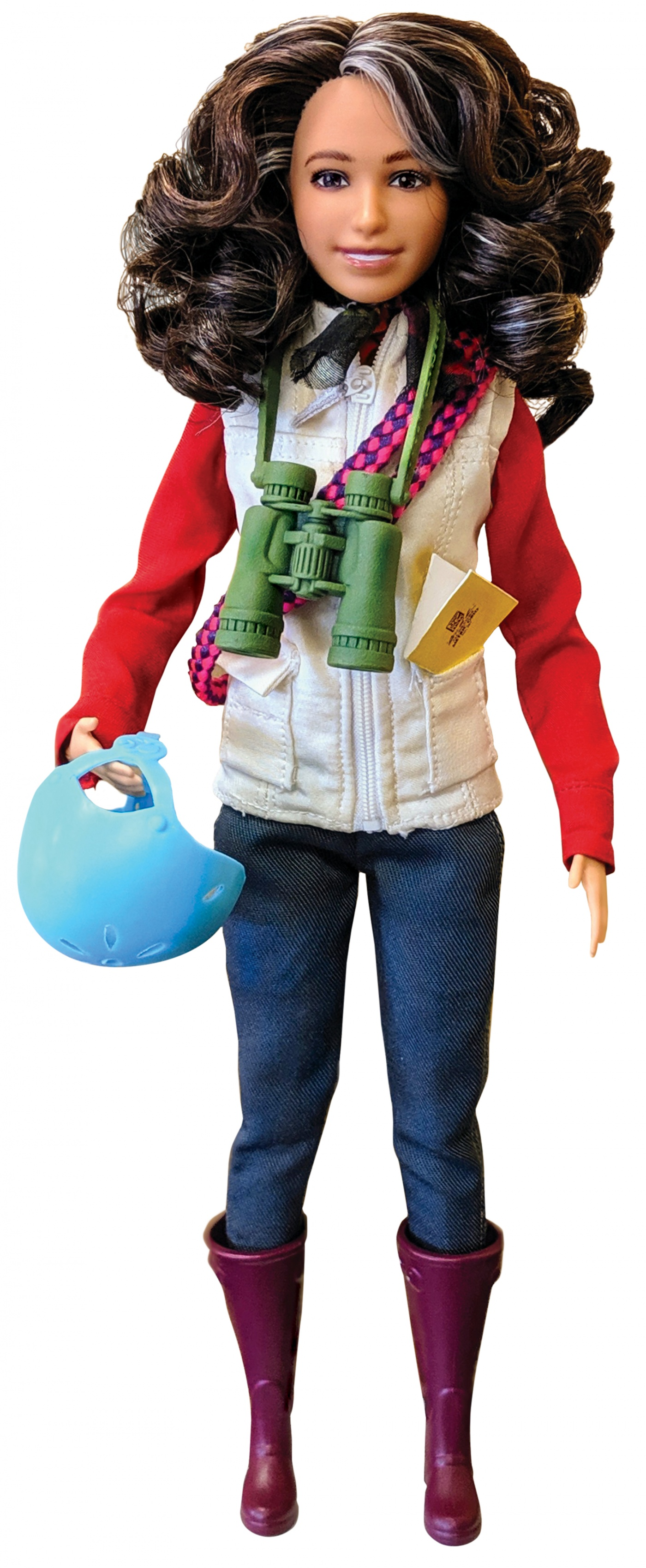 Image of Explorer Barbie