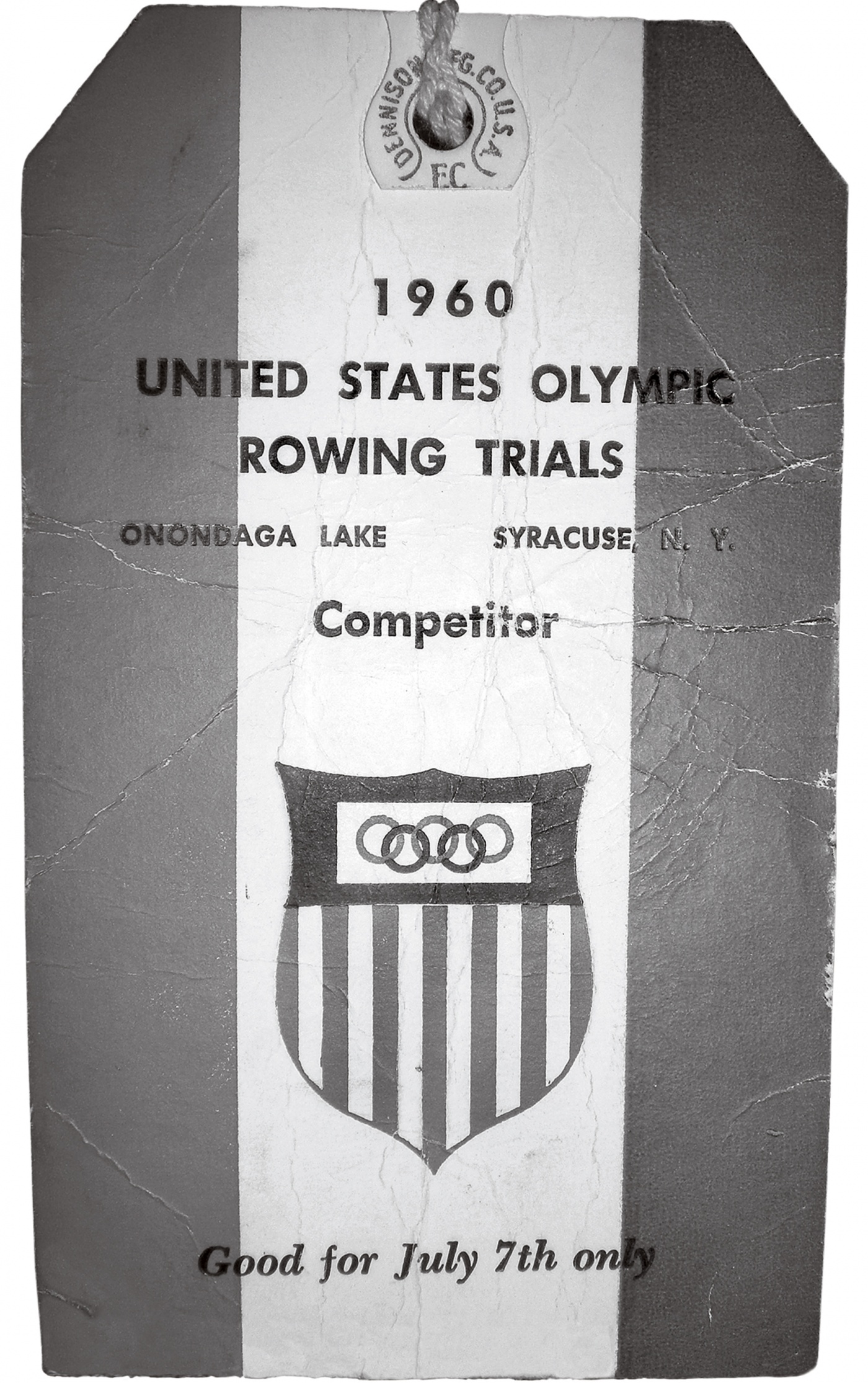 Olympic trials event pass