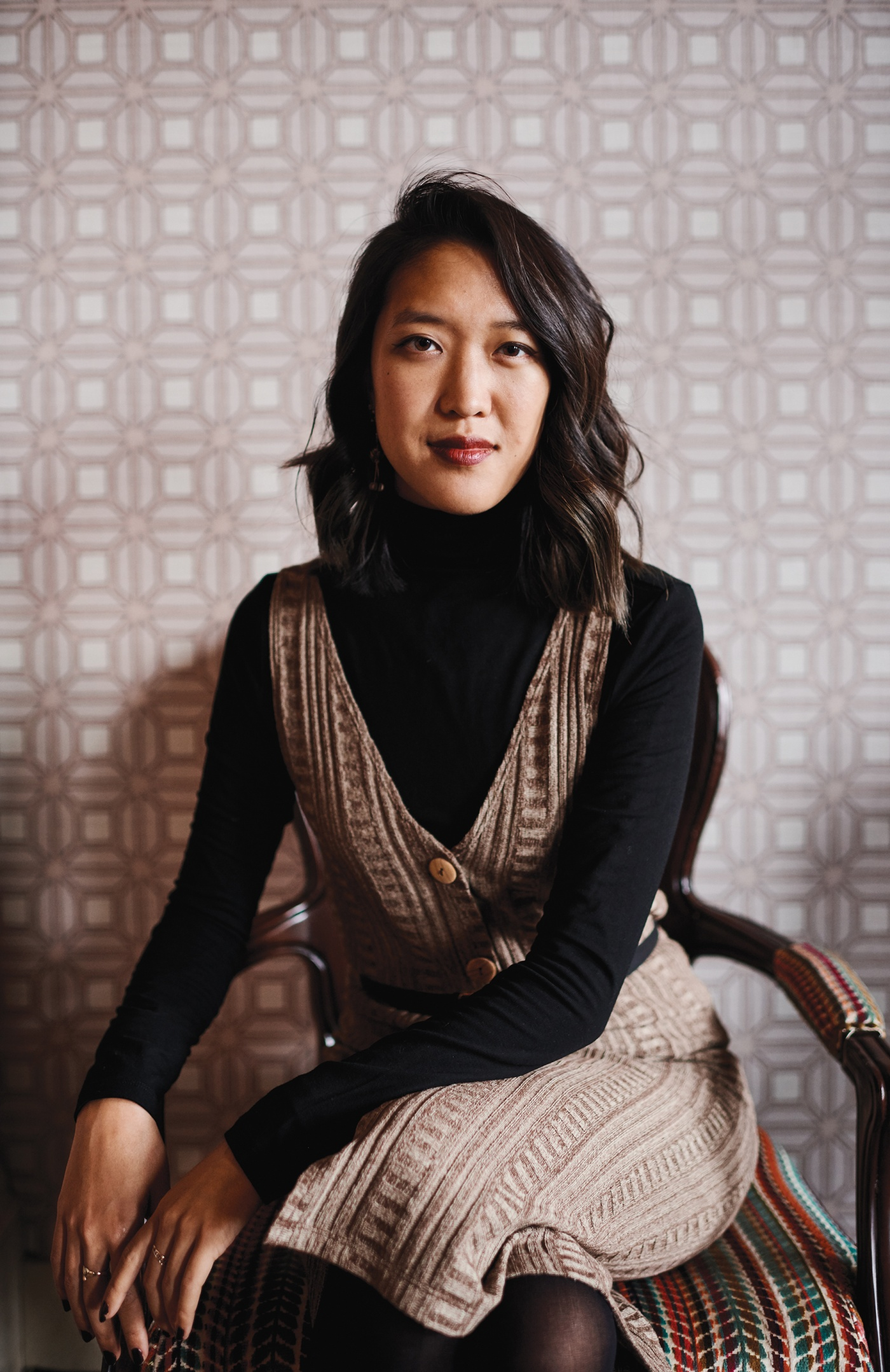 portrait of Jenny Tsai, MD