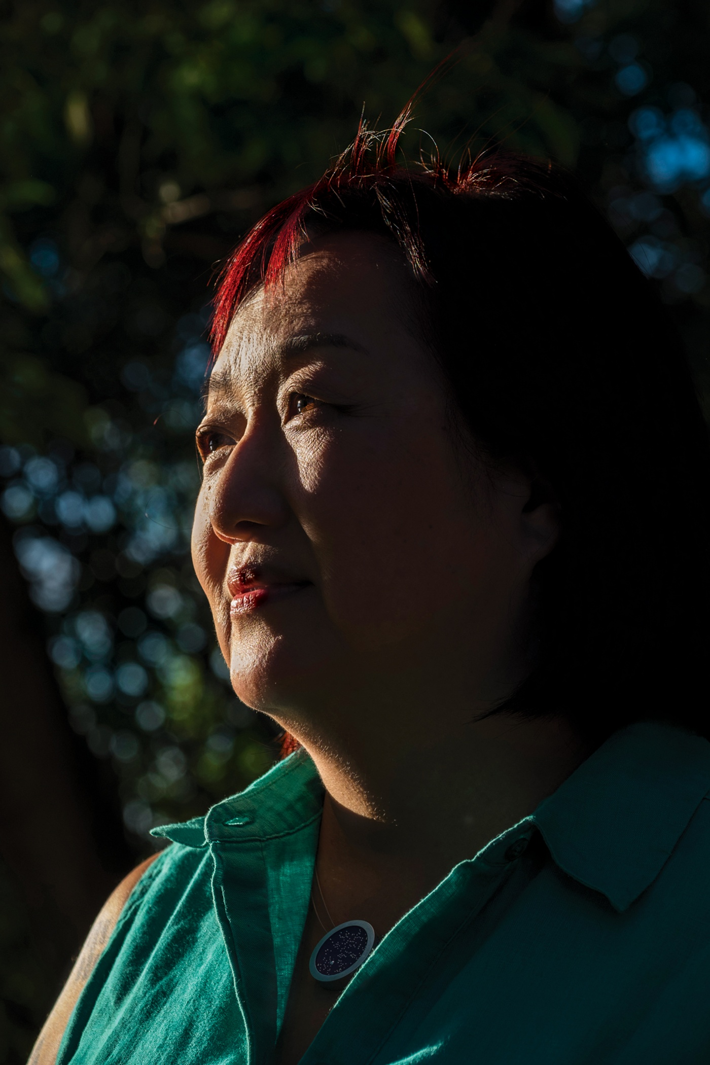 Portrait of Heidi Kim '87