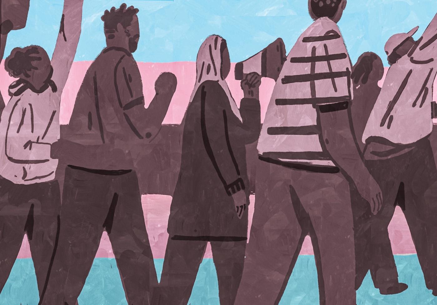 Racial justice: trans lives matter