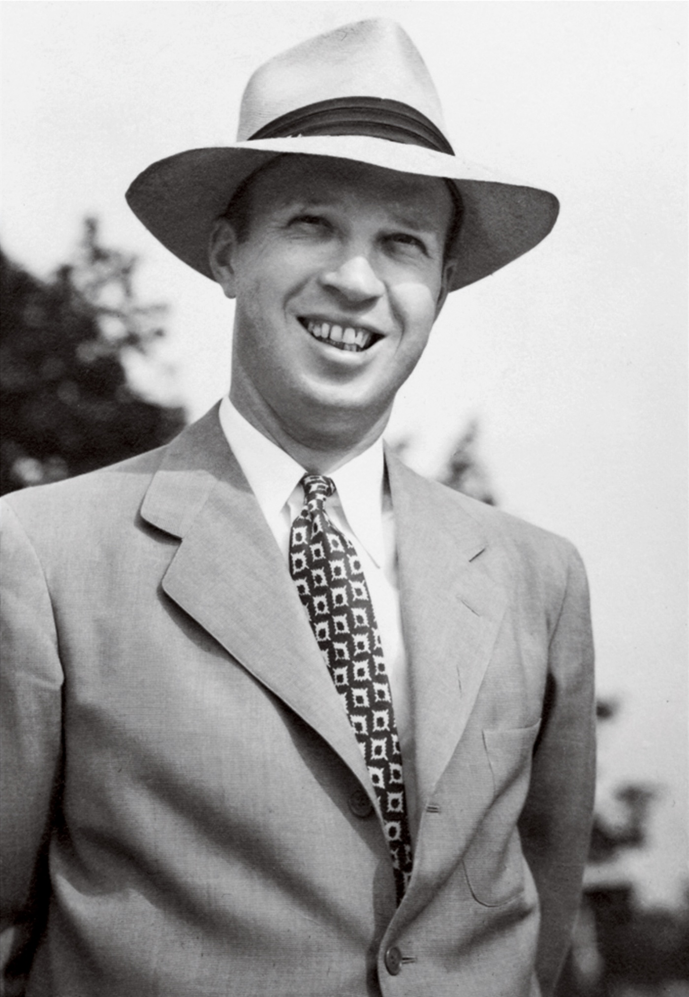 portrait of Frank Olson