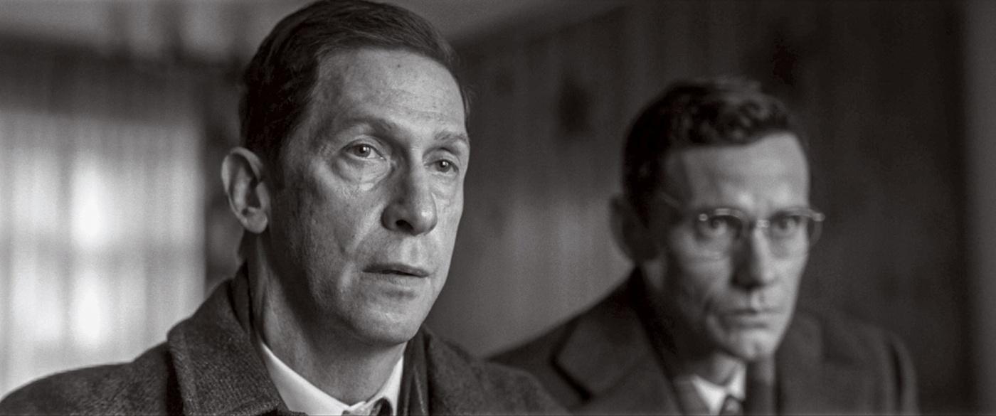 Tim Blake Nelson in the movie Wormwood