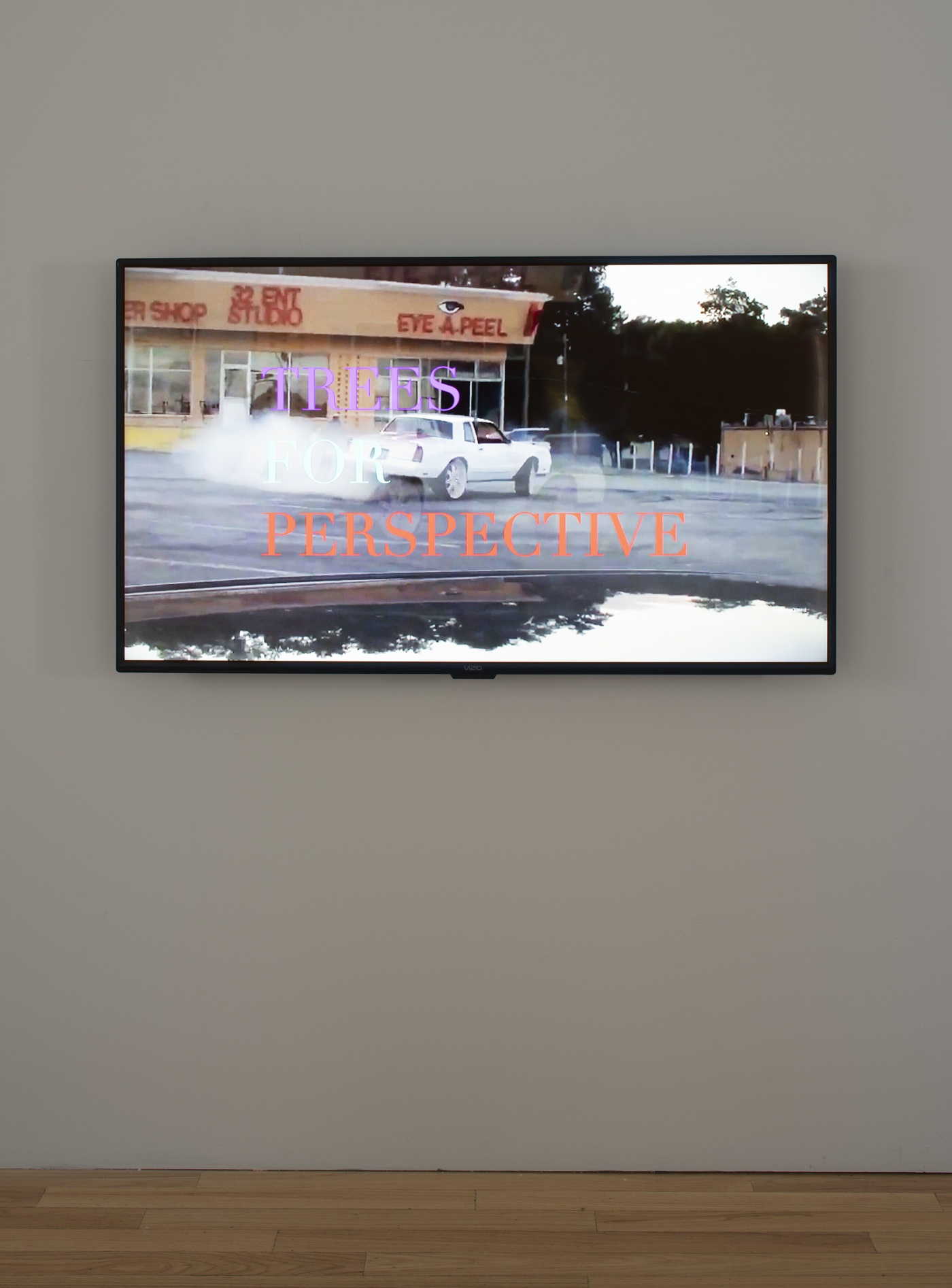 """slide 8_""""Jibade-Khalil Huffman: Now That I Can Dance,"""" 2020. Tufts University Art Galleries, installation view."""