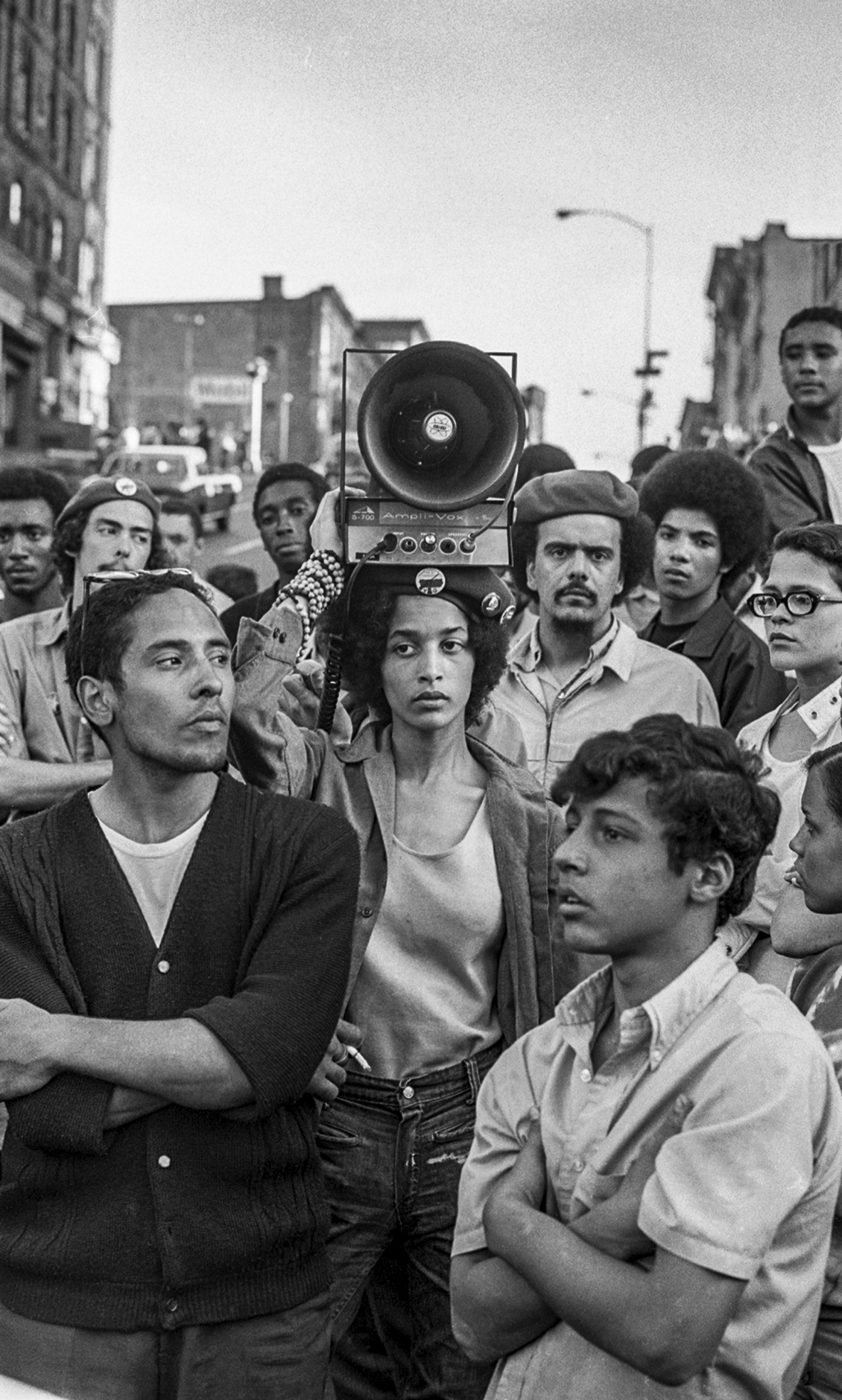 Image from the book The Young Lords