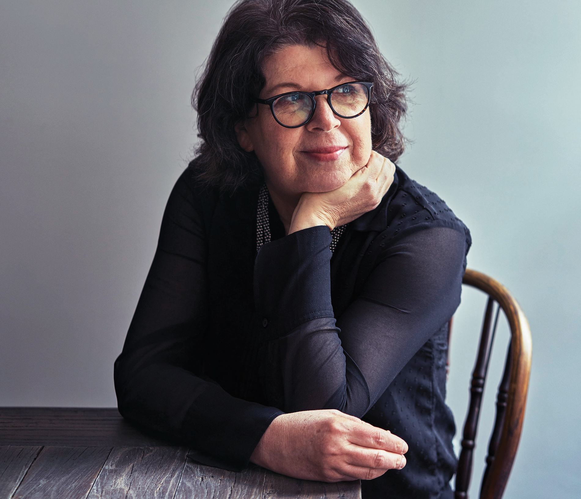 Photo of Meg Wolitzer '81