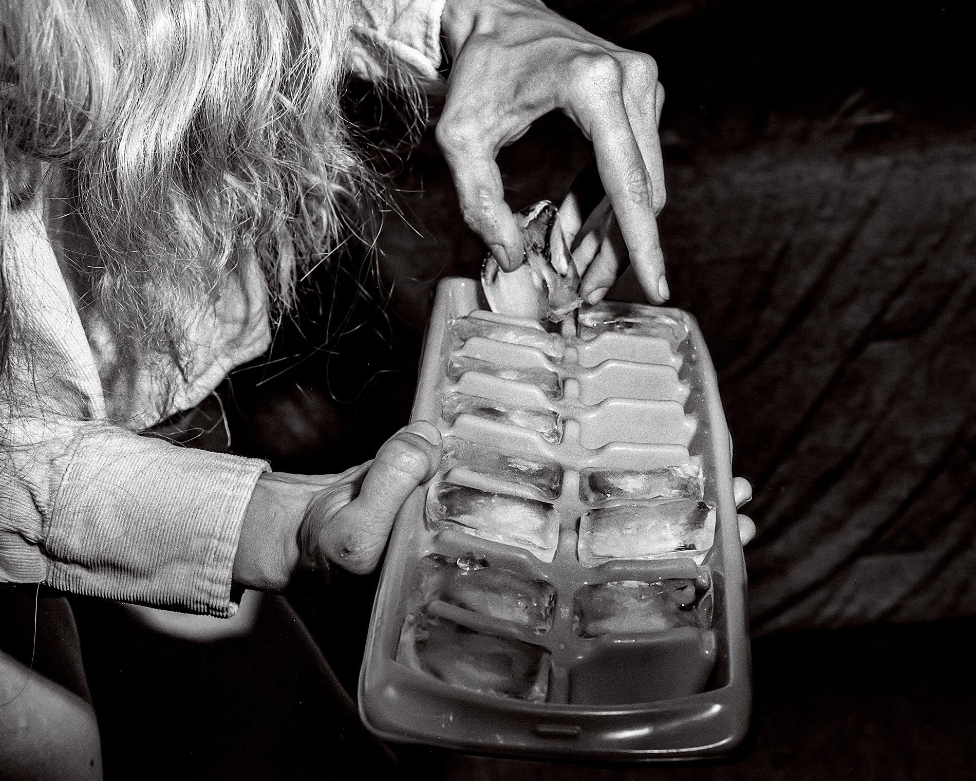 Handling Ice by Riel Sturchio