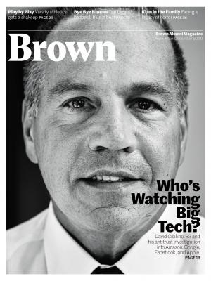 BAM November–December 2020 cover
