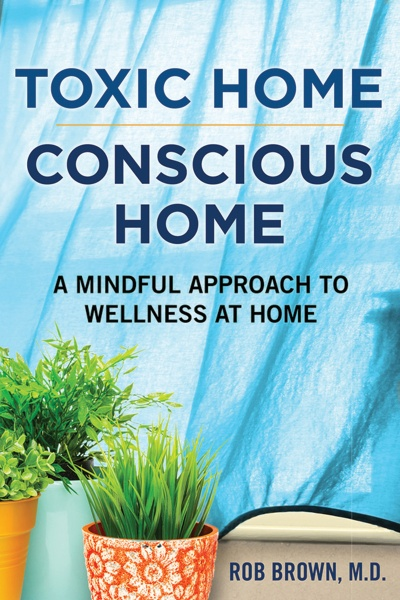 Toxic Home/Conscious Home book cover