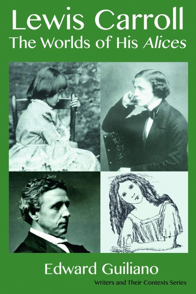 Images of author, Lewis Carroll and young Alices
