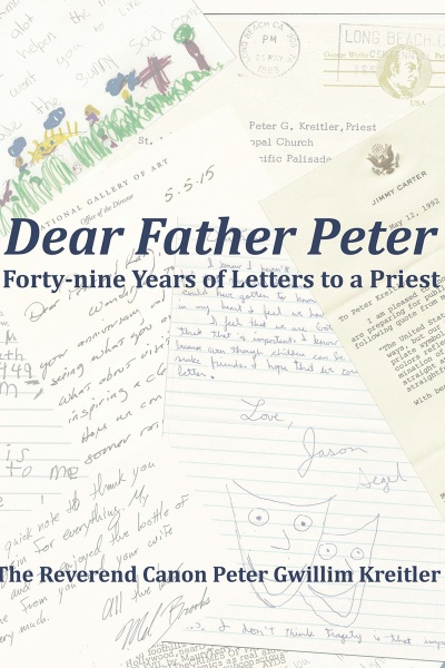 Book cover for Dear Father Peter