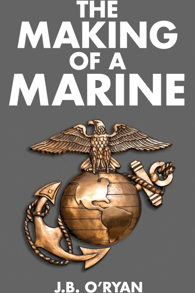 The Making of a Marine cover