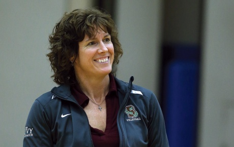 Coach Diane Short
