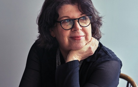 Photo of Meg Wolitzer '81