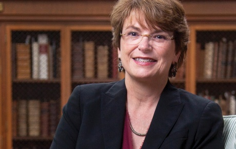 Photo of Brown President Christina Paxson