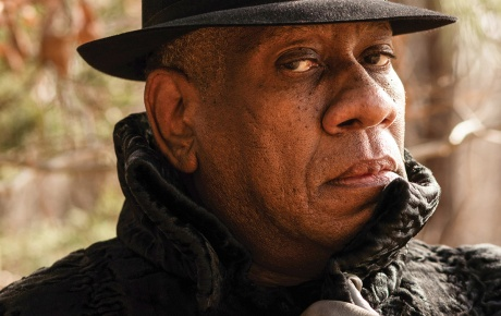 portrait of André Leon Talley
