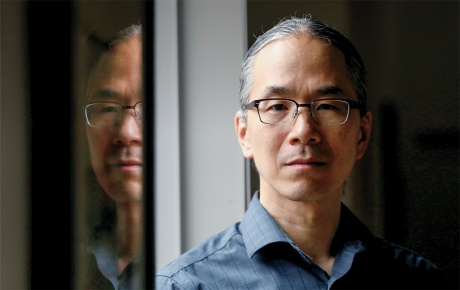 Image of author Ted Chiang '89