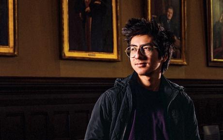 Image of Dylan Garcia '20