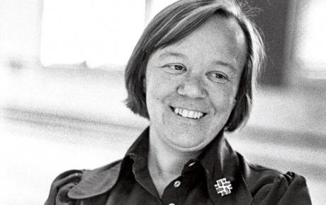 Photo of Arlene Gorton '52