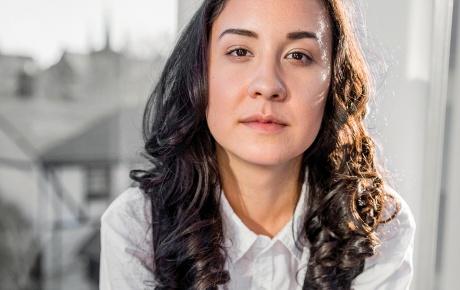 portrait of Jeannette Gonzales-Wright