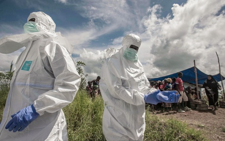 West Africa's 2014 Ebola crisis